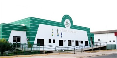 Sede da Câmara Municipal de Querência