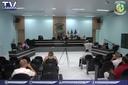 14ª Reunião Ordinária da 3ª Sessão Legislativa aconteceu nesta segunda-feira.