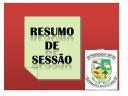 Acompanhe as matérias aprovadas na última sessão Ordinária do mês de Março.