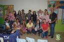 EMEB - Fazenda Liberdade no Município de Querência-MT, adere ao Projeto Educando com a horta escolar.