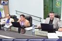 Indicações, Requerimentos e projetos resumem a última sessão do mês de Maio em Querência.