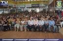 Legislativo presente no 18º fórum da educação em Querência.