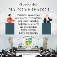 Parabéns aos nossos vereadores e vereadoras, por todo trabalho, dedicação e esforço em prol de dias melhores para nosso município.
