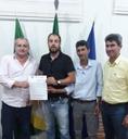 Poder Executivo e Conseg assinam convênio de R$ 72 mil.
