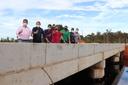 Ponte de concreto sobre o Rio Darro na MT-109 é inaugurada.