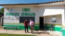 Posto de saúde no assentamento Pingo D'água ganhara cobertura de espera.
