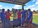 Presidente da Câmara vereador Professor Neiriberto visita assentamento P.A Pingo D'água.