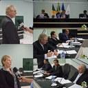 Sessão Ordinária do dia 18 de Maio de 2015