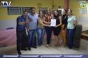 Vereador Jean do Coutinho realiza doação de computadores a Escola do distrito Coutinho União.