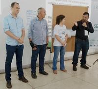 Vereador Professor Neiriberto participa de ações de fortalecimento da Agricultura Familiar.
