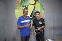 Vereador Rodrigo Chaves concede entrevista à Rádio Interativa e fala a respeito das peças orçamentárias do município, e sobre a expectativas para os 30 dias na casa.