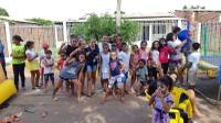 Vereadora Keila realiza mais uma festa em comemoração ao dia das crianças no Setor Industrial.