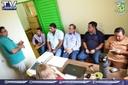 Vereadores de Querência fazem visita a Secretaria de Educação do Município.