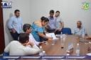 Vereadores de Querência se reúnem com autoridades políticas de Ribeirão Cascalheira.