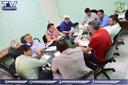 Vereadores discutem pauta da primeira Sessão Ordinária do Mês de Junho.