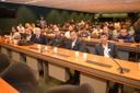 Vereadores e Prefeito participam de audiência pública em Brasília – DF.