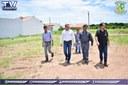 Vereadores reivindicam construção de muro de Cemitério Municipal ao prefeito Fernando
